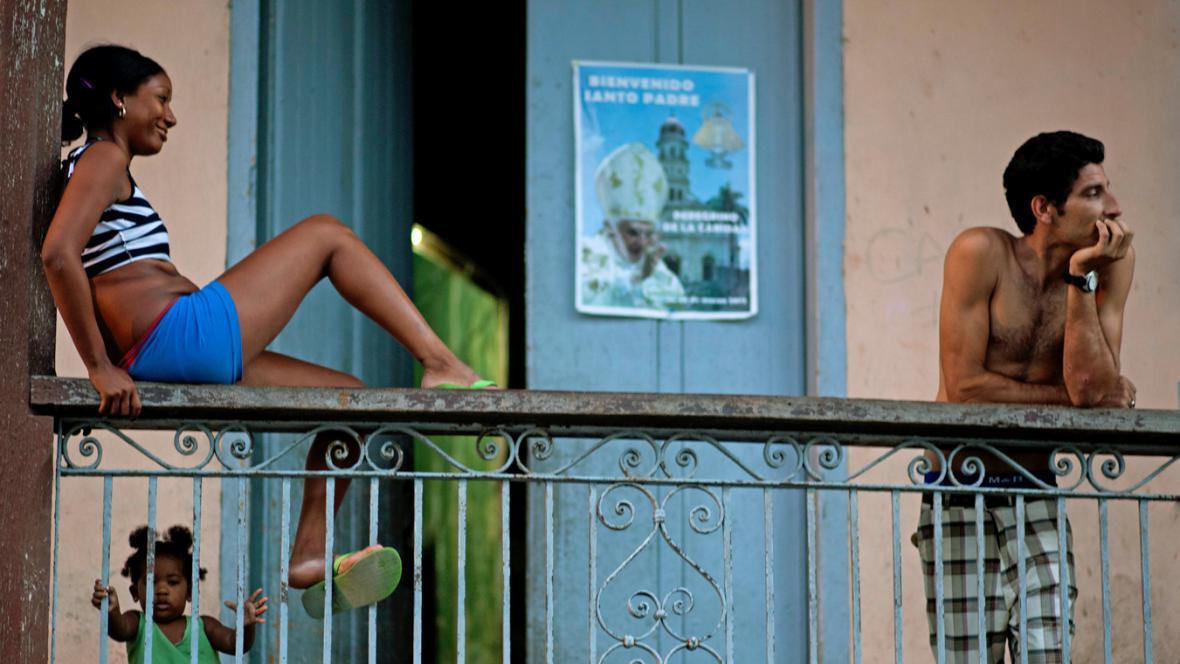 Kuba očekává papeže Benedikta XVI.