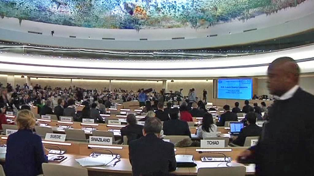 Rada OSN pro lidská práva