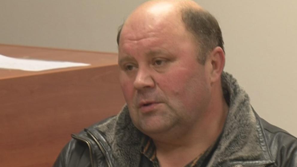 Starosta Hajan Jaroslav Kokrhánek u soudu
