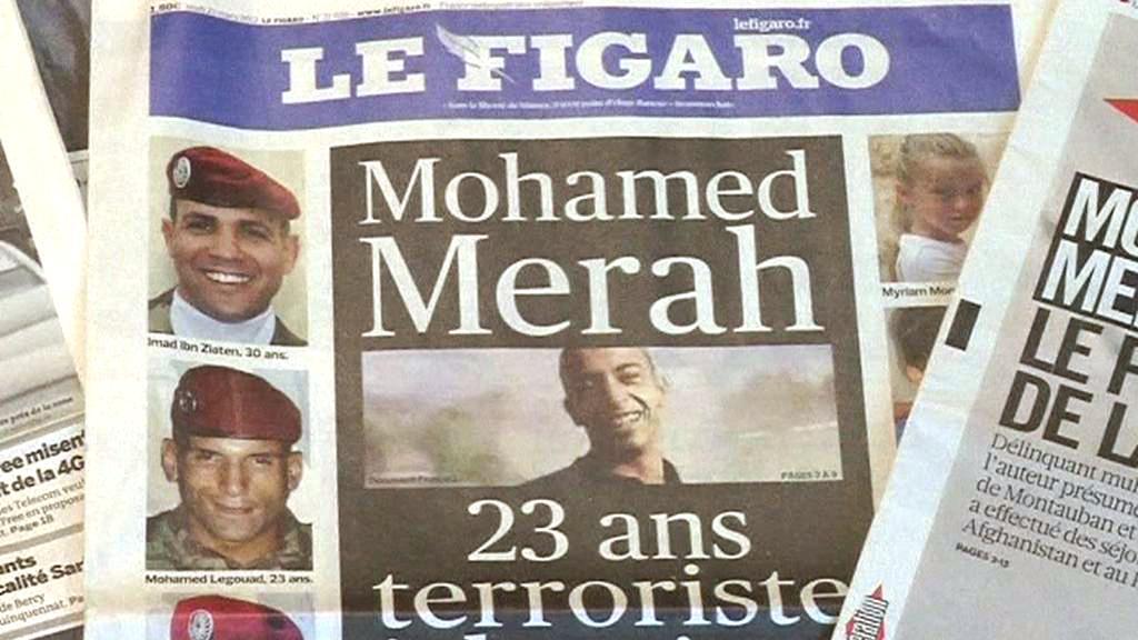 Tisk o Mohammedu Merahovi