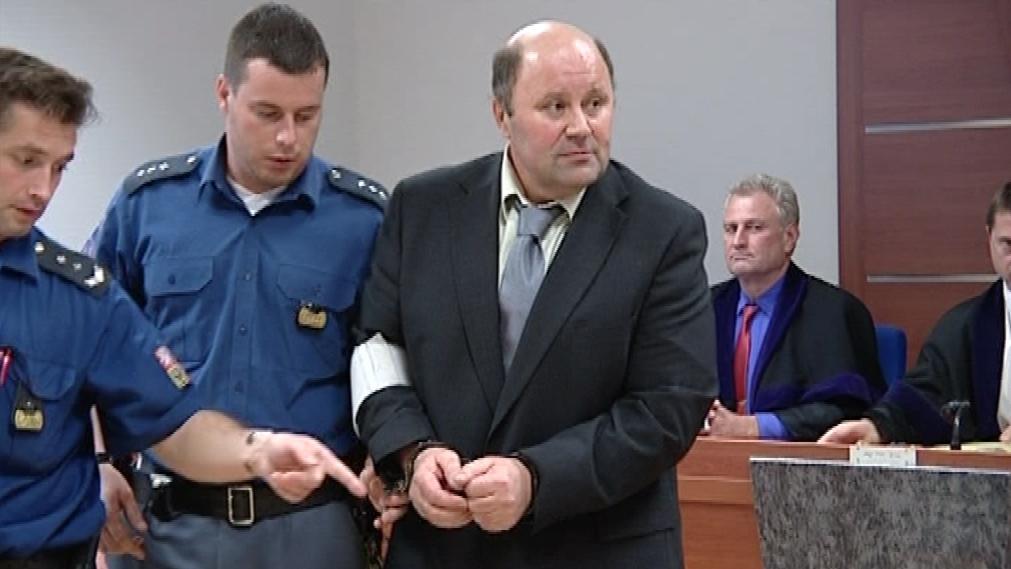 Starosta Hajan Jaroslav Kokrhánek má ve vězení strávit téměř 4 roky