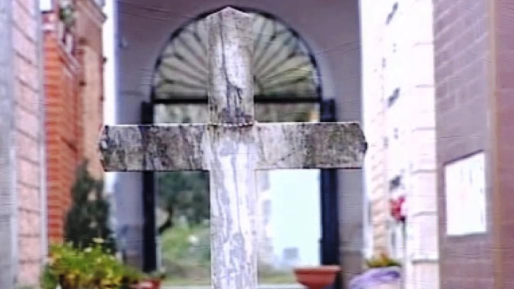 Starý hřbitov v Carinole