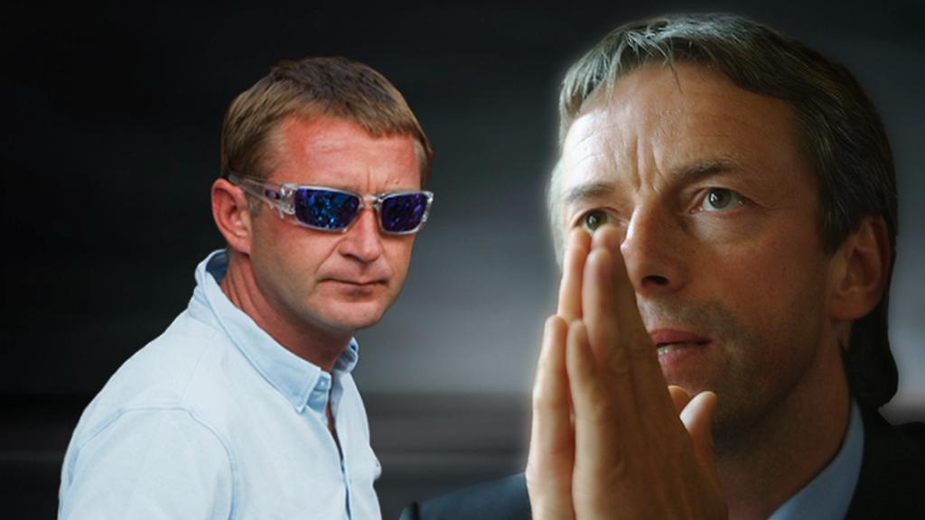 Roman Janoušek a Pavel Bém
