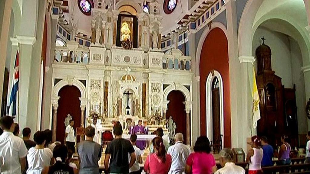 Kuba vítá papeže