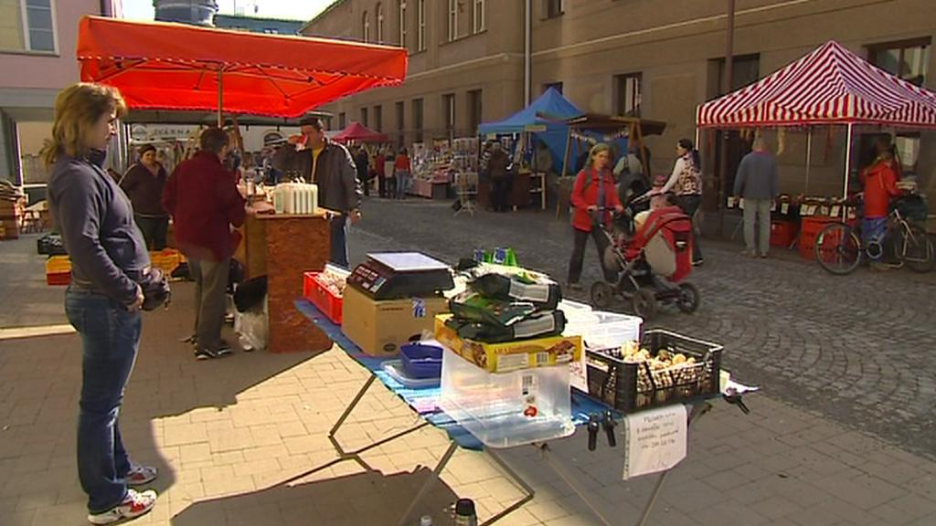 Farmářské trhy v Jilemnici