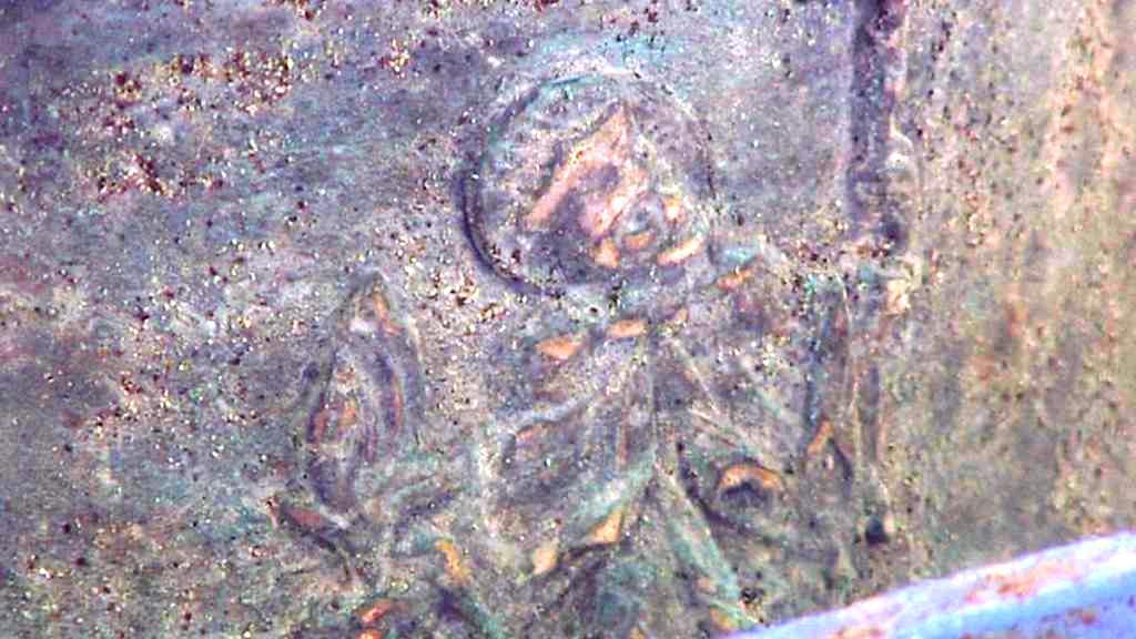 Jan Nepomucký na zvonu