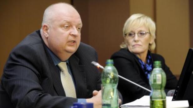 Jan Řeřicha a Helena Kubcová