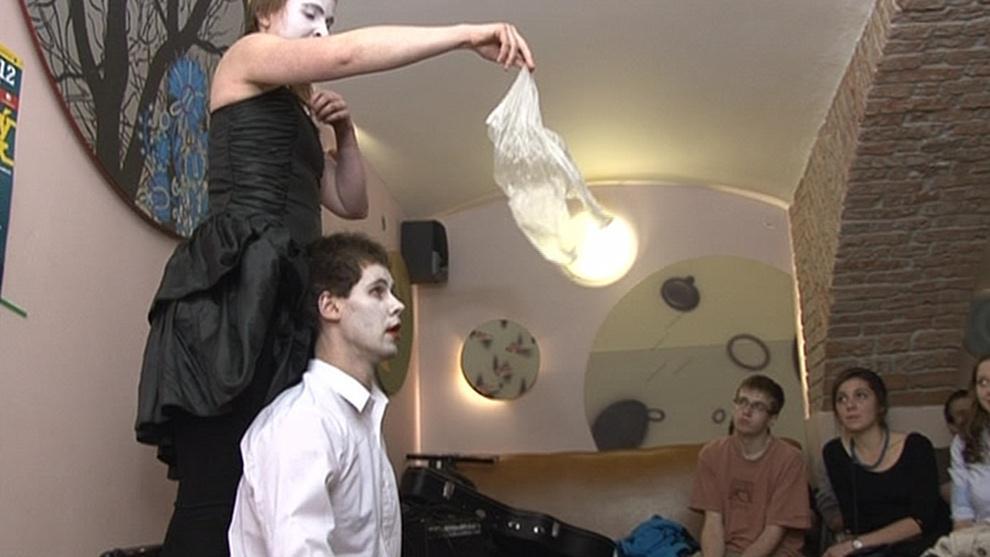 Divadlo v karanténě - představení My dva