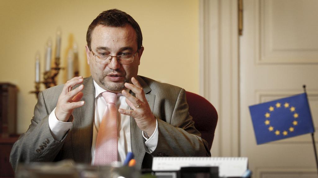 Josef Dobeš a evropské fondy