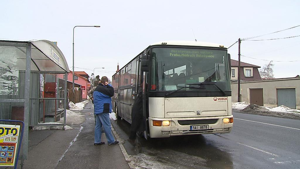Regionální autobus