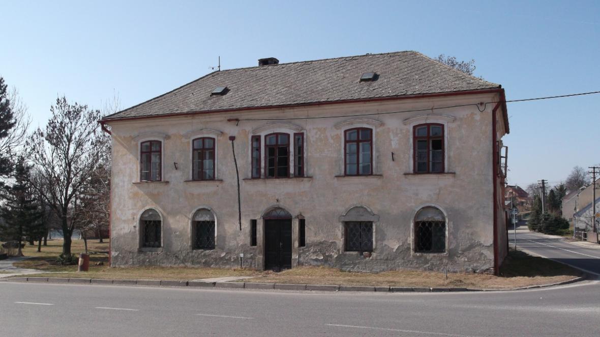 Bývalá fara v Bohdalicích