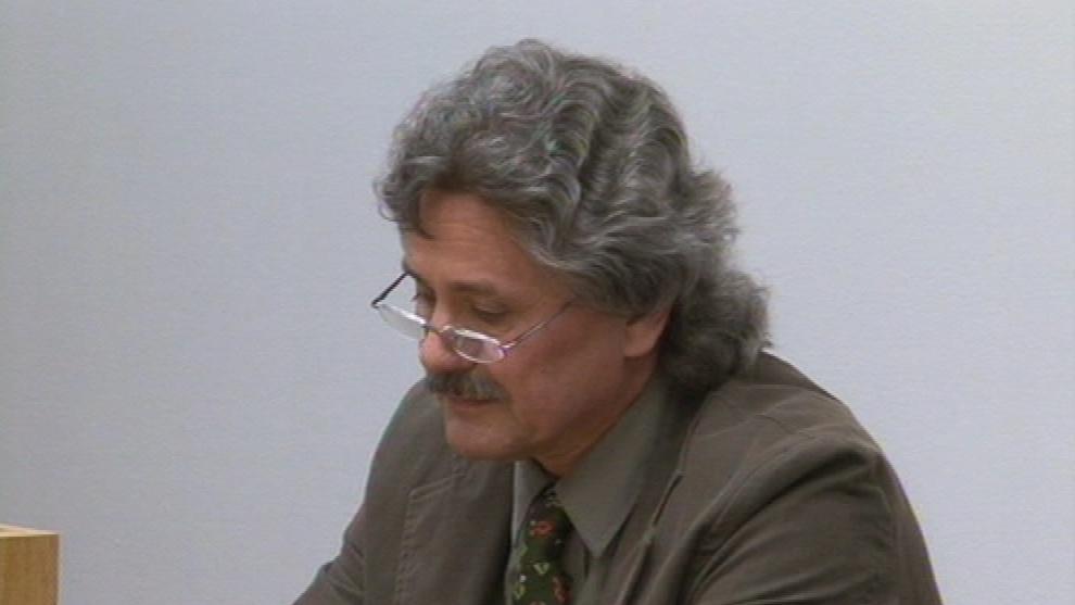 Odvolaný ředitel hodonínské zoo Miroslav Frais