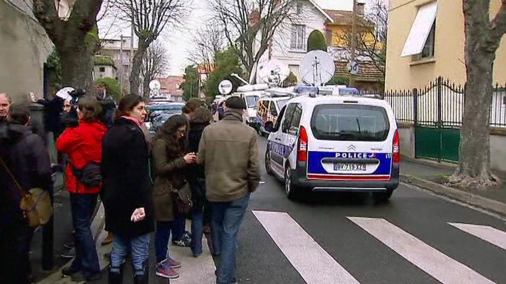 Francouzská policie obklíčila Mohammeda Meraha