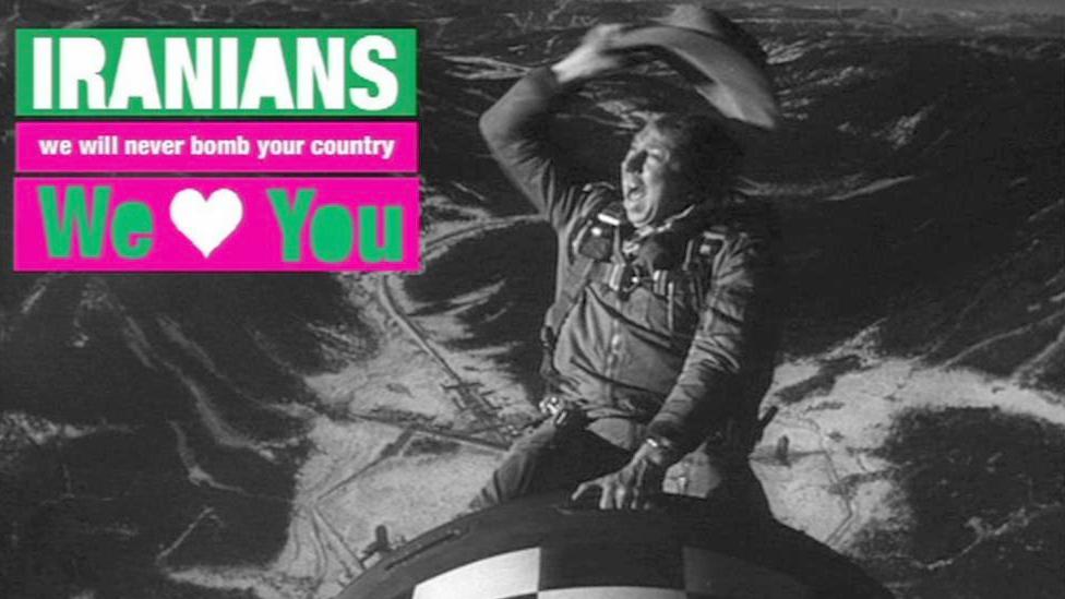 Íránci, milujeme vás