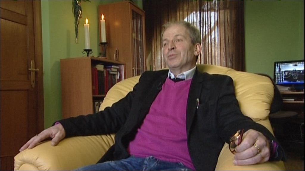 Farář Zdeněk Veith