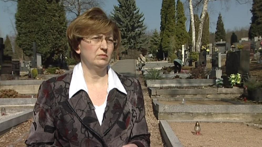 Majitelka pohřební služby Magdalena Raabová