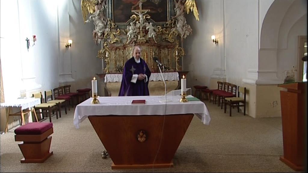 Křetínský kostel