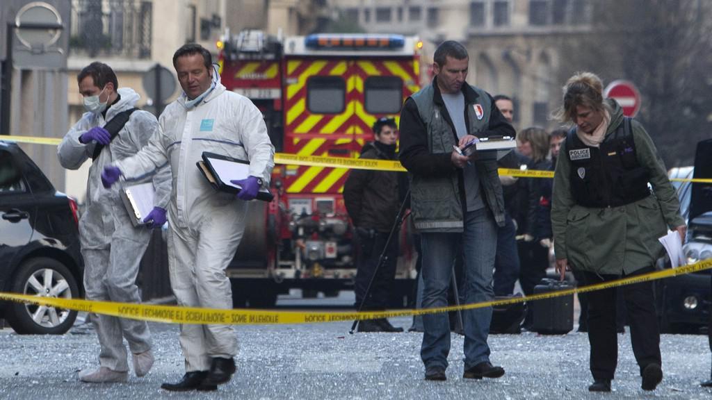 Výbuch bomby u indonéské ambasády