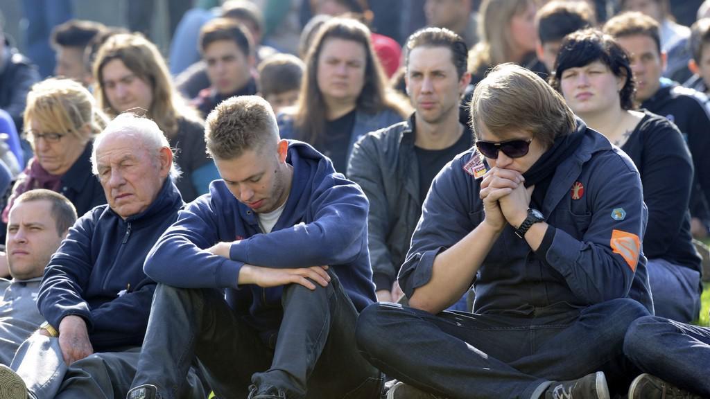 Pieta za oběti autobusové nehody