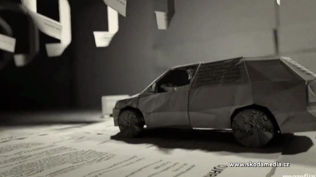 Motivační spot společnosti Škoda Auto