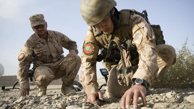 Jednotka PRT v Afghánistánu