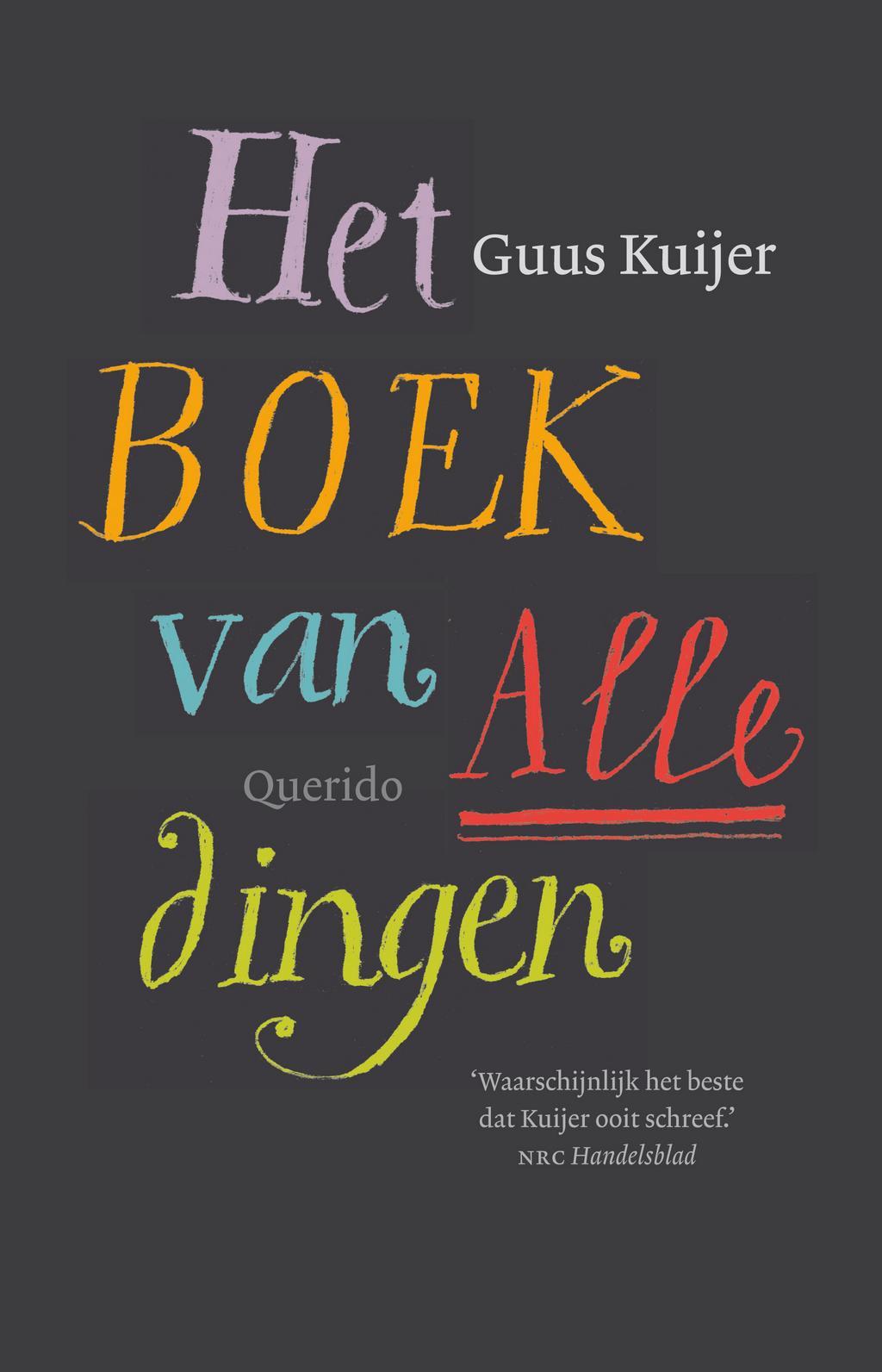 Kniha Guuse Kuijera