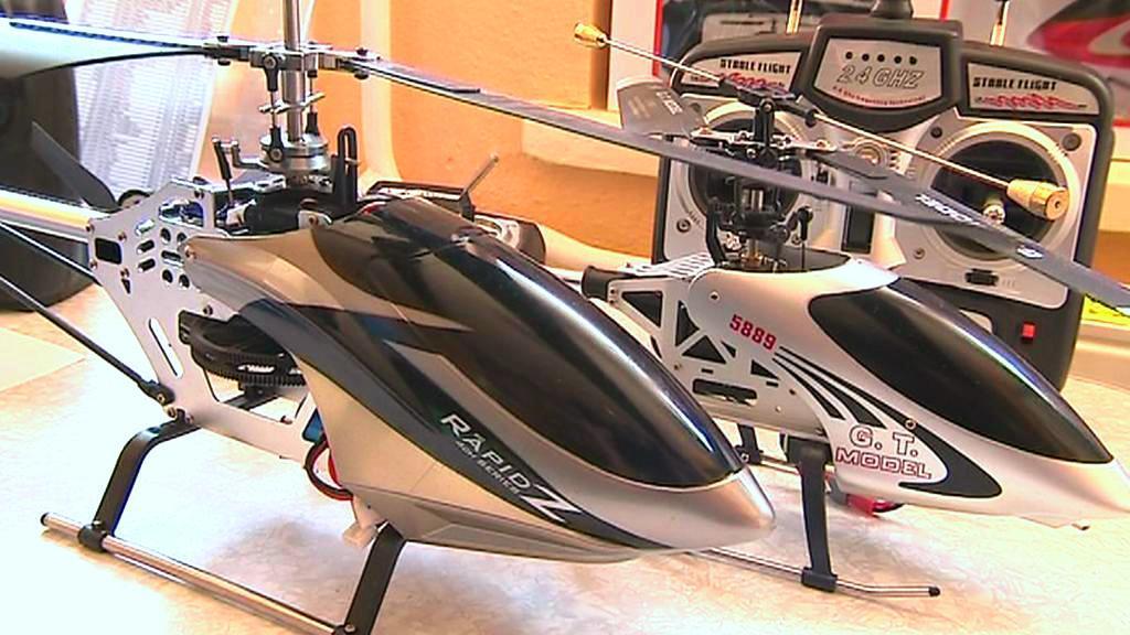 Modely vrtulníků