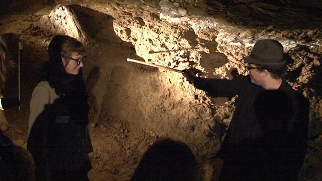 Prohlídka jeskyně