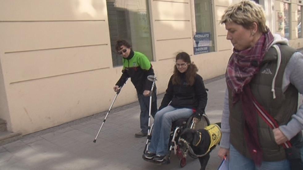 Atlas bezbariérových zařízení získají lidé v Brně