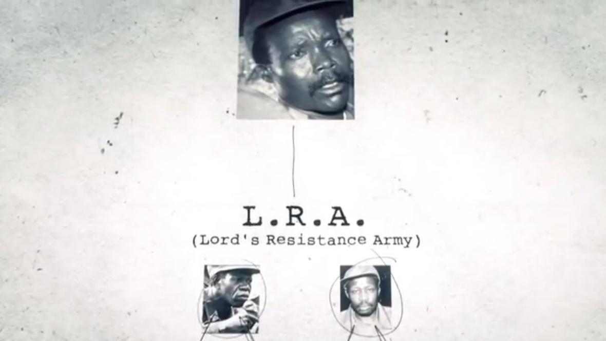 Armáda božího odporu (LRA)
