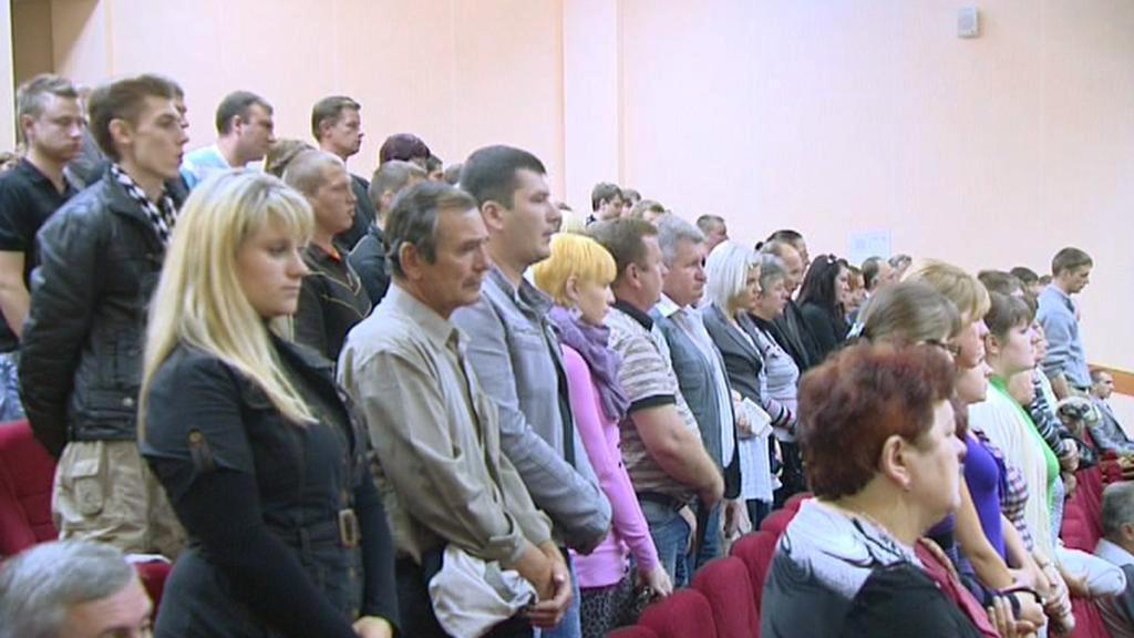 Soudu v Minsku přihlíželi příbuzní obětí i přeživší