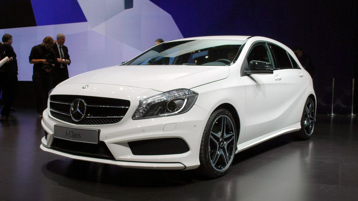 Mercedes Benz třídy A