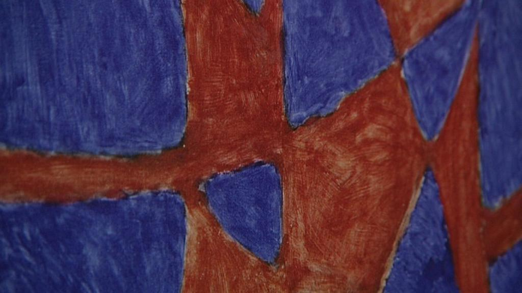 Detail Kupkovy Dvoubarevné fugy
