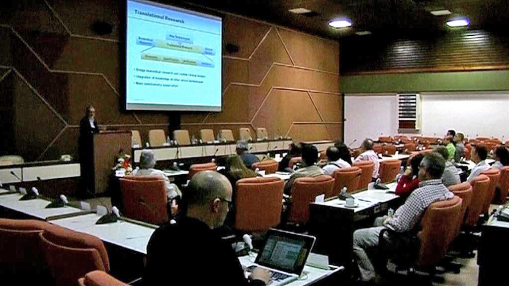 Mezinárodní zdravotnická konference v Havaně