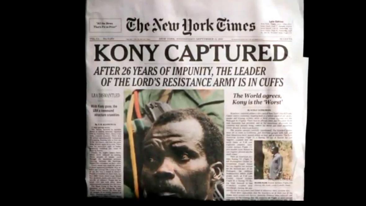 Videoklip Kony 2012