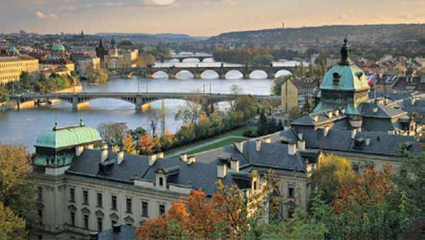 Praha na pozvánce Kennedyho centra