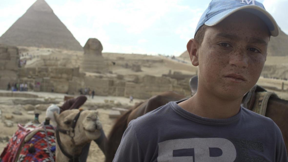 Zpět na Tahrír