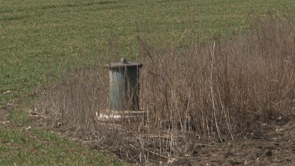 Z tohoto vrtu měli brát Hrušovanští vodu