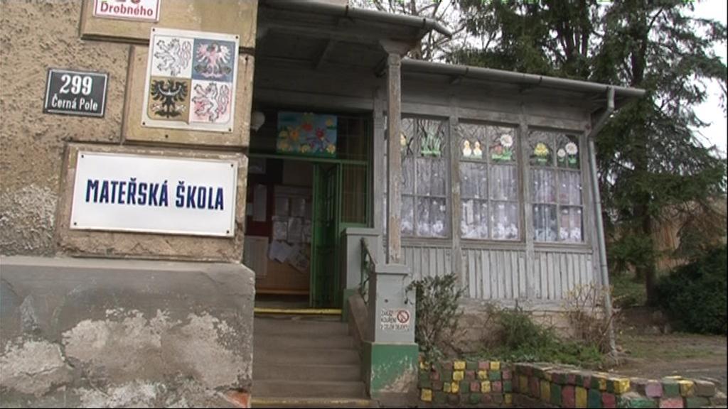 V Arnoldově vile sídlí mateřská škola
