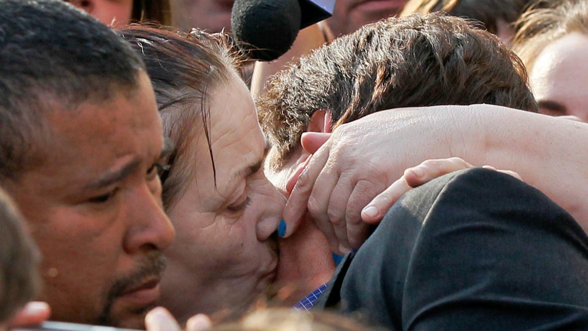 Rod Blagojevich se rozloučil se svými příznivci