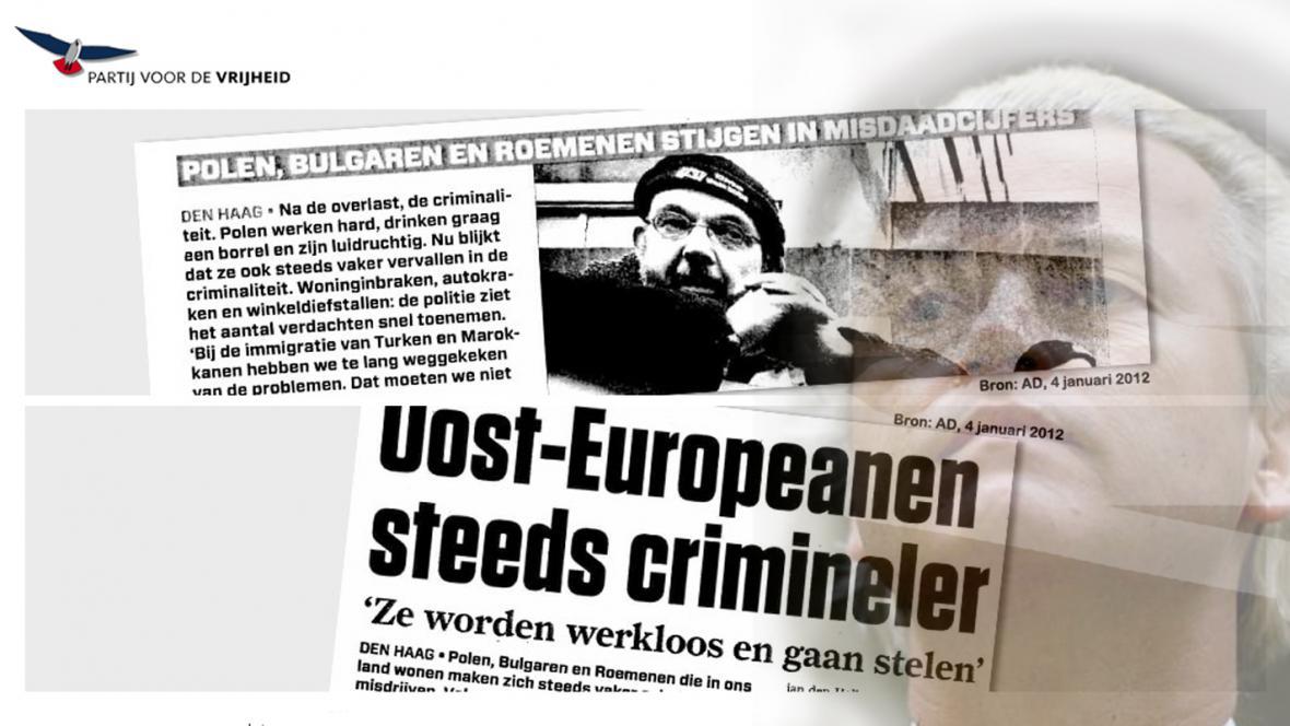 PVV vyzývá k hlášení
