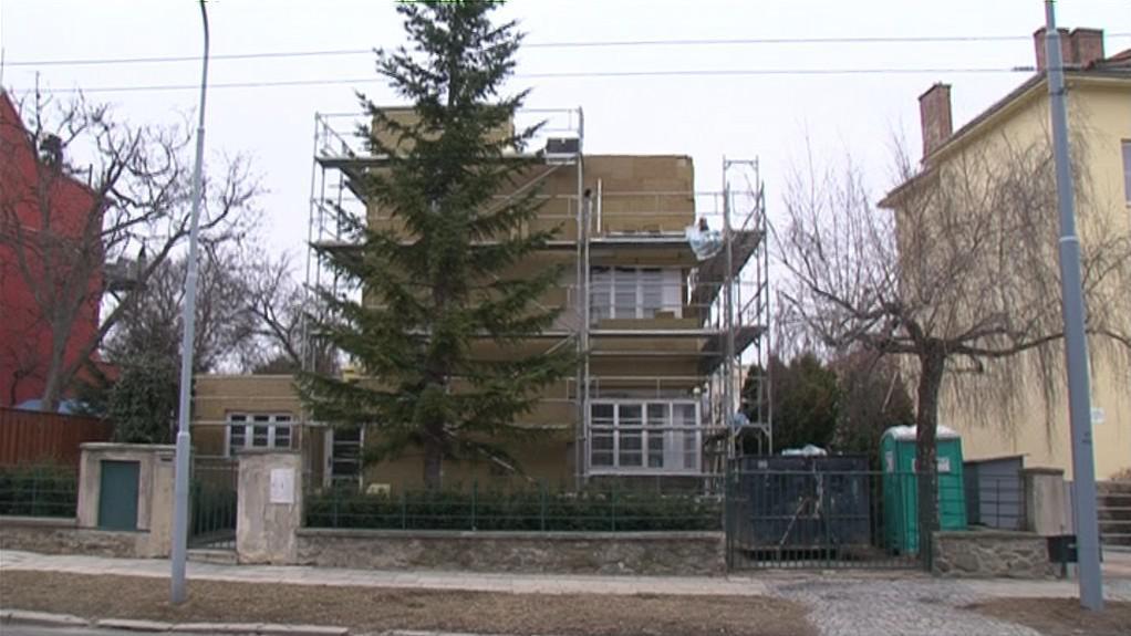 Nepovolená rekonstrukce funkcionalistické vily