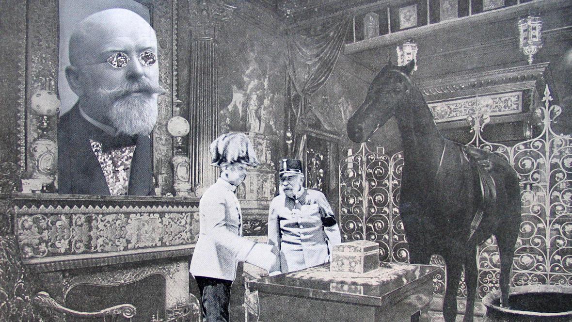 Josef Berg a jeho snění