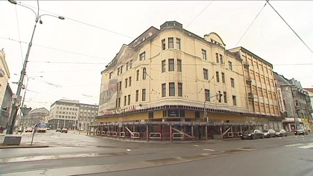 Ostravica - obchodní dům