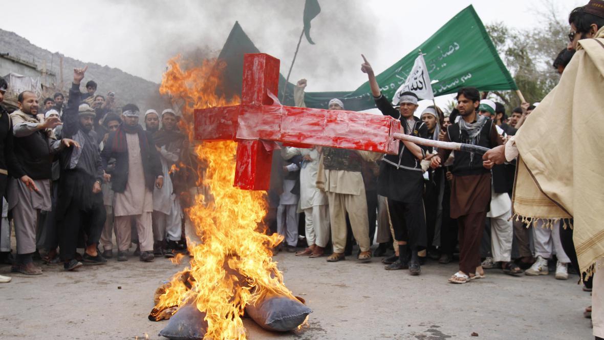 Demonstrace v Afghánistánu