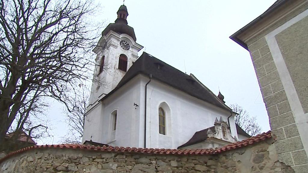Kostel v Horním Dvořišti