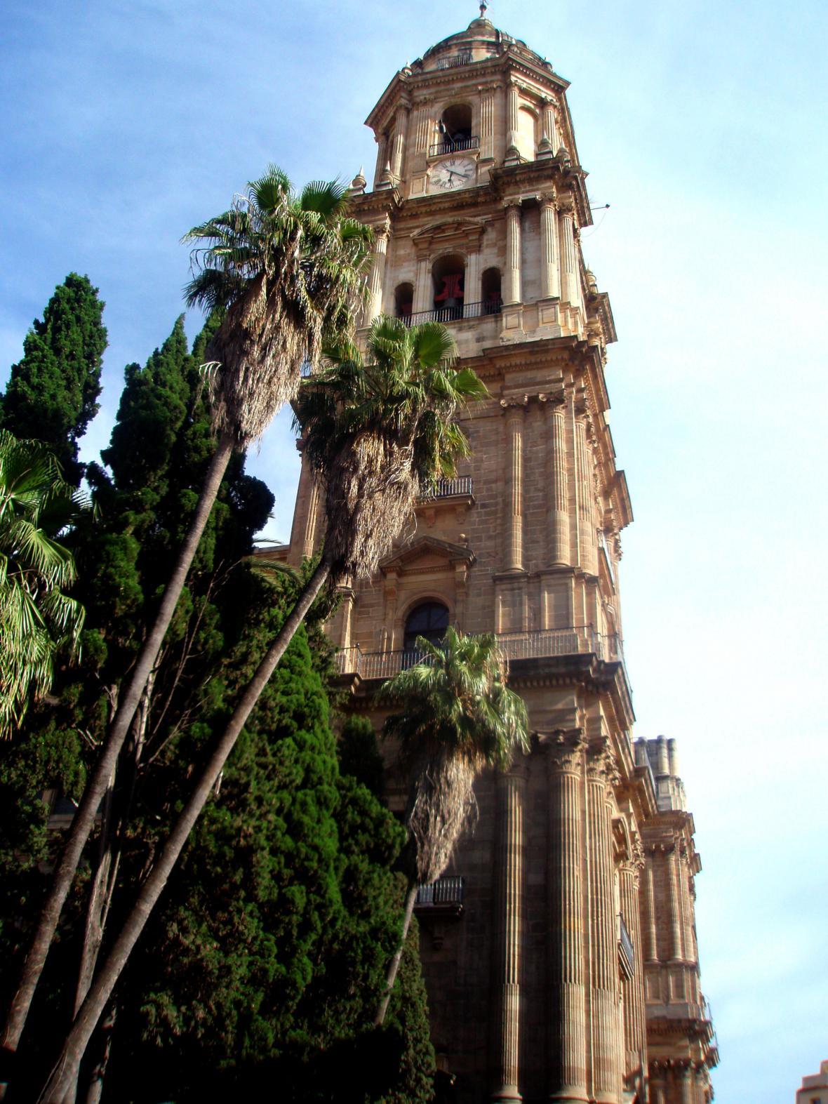 Katedrála v Málaze