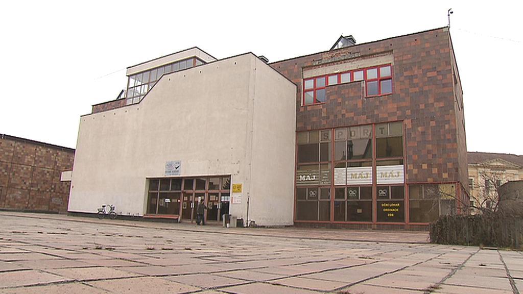 Bývalý obchodní dům Máj v Kralupech nad Vltavou