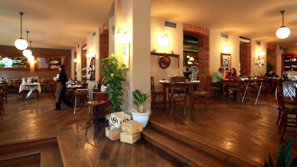 Restaurace Aromi