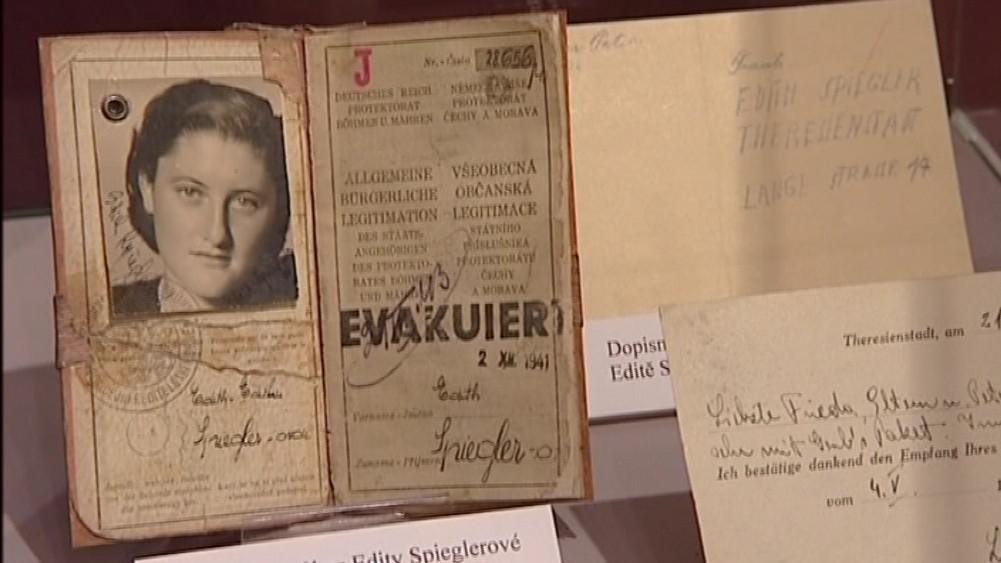 Dokumenty brněnských Židů, kteří zahynuli v koncentračních táborech